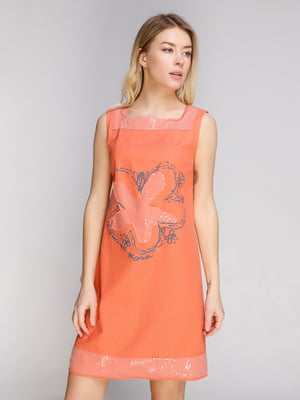 Сукня помаранчева | 5038948
