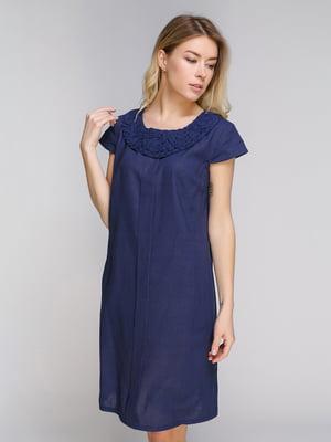 Сукня темно-синя | 5038997