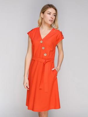 Сукня помаранчева | 5038999