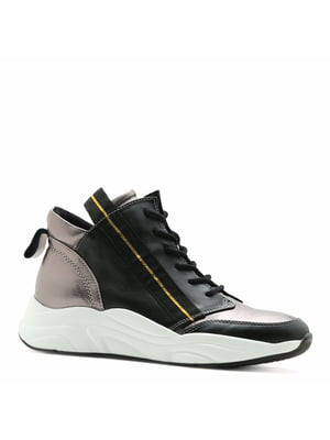 Ботинки черные | 5059693