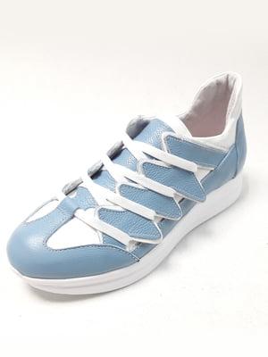 Кроссовки двухцветные | 5059811