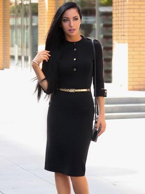 Сукня чорна | 4620193