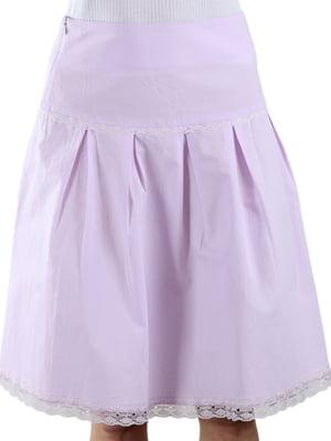 Юбка фиолетовая | 5060916