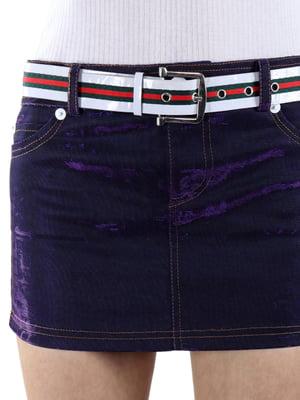 Юбка фиолетовая | 5060935