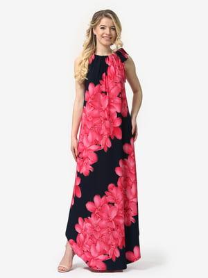 Сукня в квітковий принт   5061709