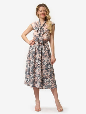 Сукня в квітковий принт   5061729