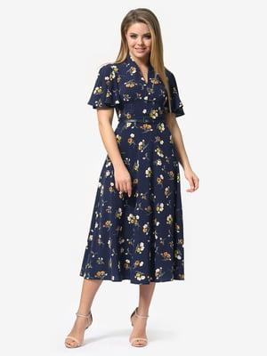 Сукня в квітковий принт   5061730