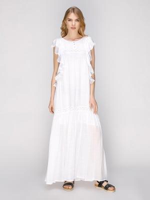 Платье белое   5056820