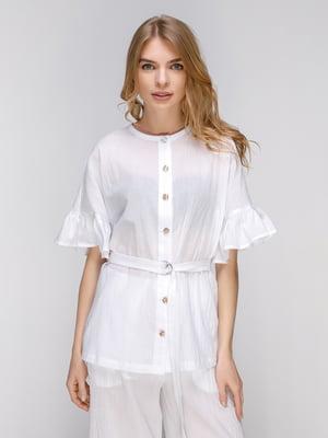 Блуза белая | 5056821