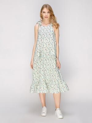 Сукня в квітковий принт | 5056819