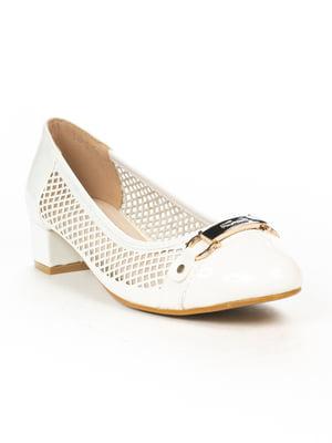 Туфлі білі | 5059502