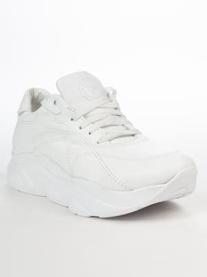 Кроссовки белые | 5037410