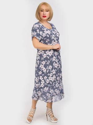 Сукня в квітковий принт | 5062217