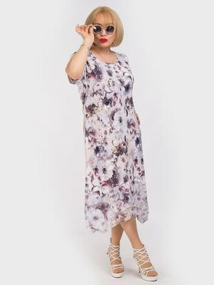 Сукня в квітковий принт | 5062221