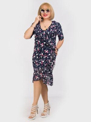 Сукня в квітковий принт | 5062227