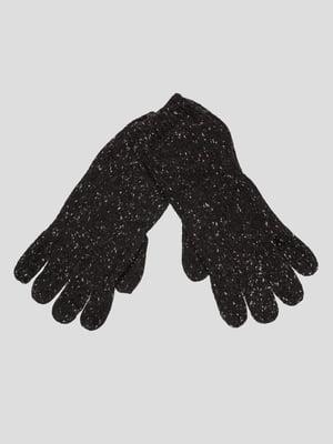 Рукавички чорні | 3782284