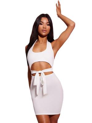 Платье белое | 5062664