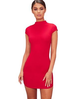 Платье красное | 5062902