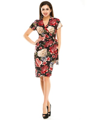 Сукня в квітковий принт | 5062987