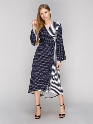 Сукня комбінованого забарвлення | 5034354