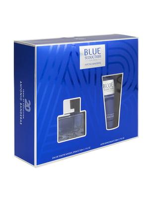 Набір подарунковий: туалетна вода (50 мл), бальзам після гоління (50 мл) | 5056197