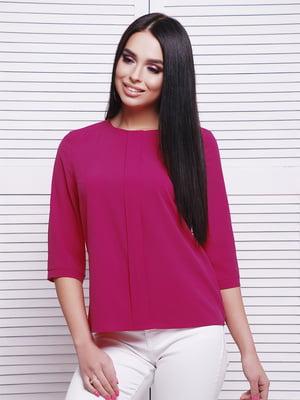 Блуза малиновая | 5063018