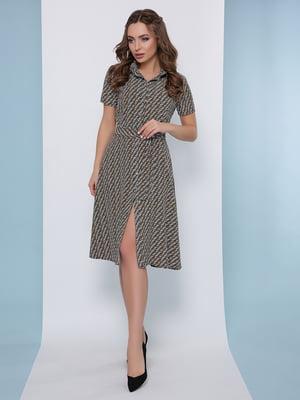 Сукня в принт | 5063021