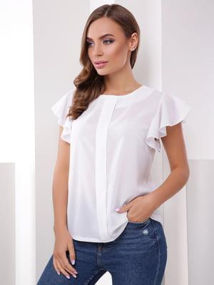 Блуза біла | 5063024