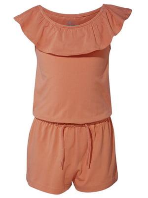 Комбинезон оранжевый   5060855