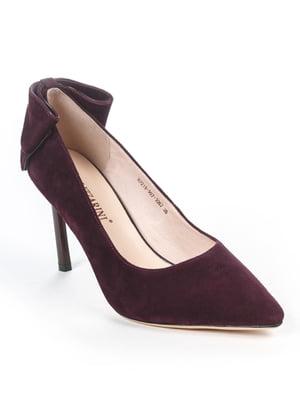 Туфли фиолетовые | 4915275