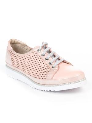 Туфли розовые | 4915260