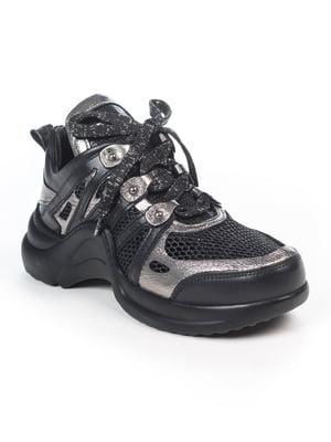 Кросівки двоколірні | 5057200