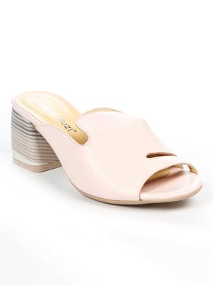 Шльопанці рожеві | 5057199