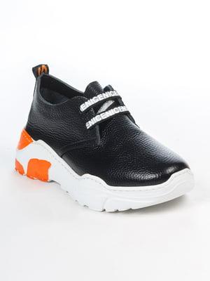 Кросівки чорні | 5057220