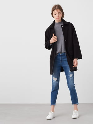 Пальто черное | 5047436