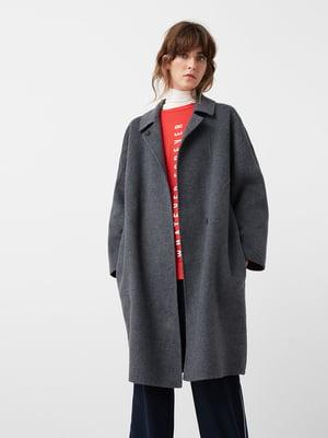Пальто сіре   5047446