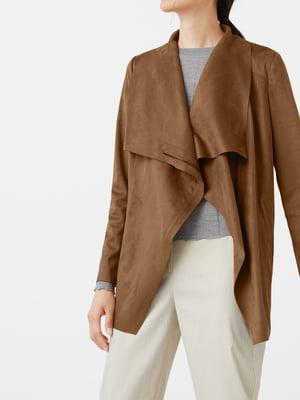 Куртка коньячного цвета   5047461