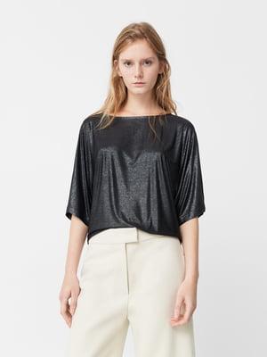 Блуза срібляста | 5065695