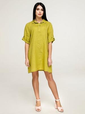 Платье оранжевое | 4911395