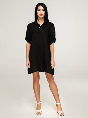 Платье черное | 4911405