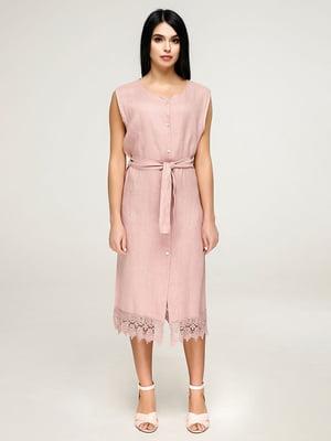 Сукня рожева   4917532
