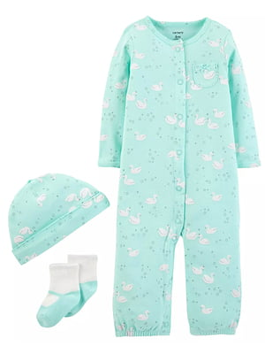 Комплект: человечек, носки и шапка | 5066613