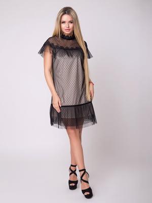 Сукня двоколірна - Luzana - 5066755