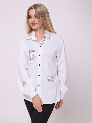 Сорочка біла - Luzana - 5066756