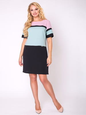 Сукня триколірна | 5066760