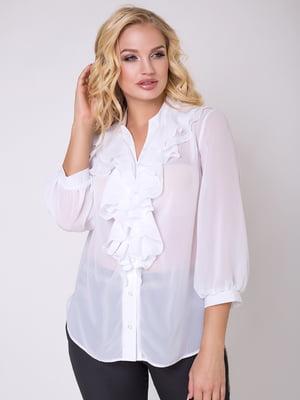 Блуза біла | 5066763