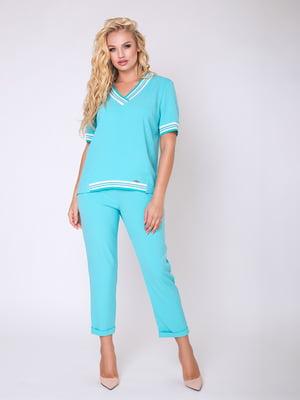 Костюм: блуза і штани | 5066764