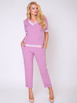 Костюм: блуза і штани - Luzana - 5066765