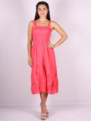 Сукня рожева | 5066719
