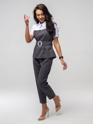 Комплект: блуза и брюки | 5066881